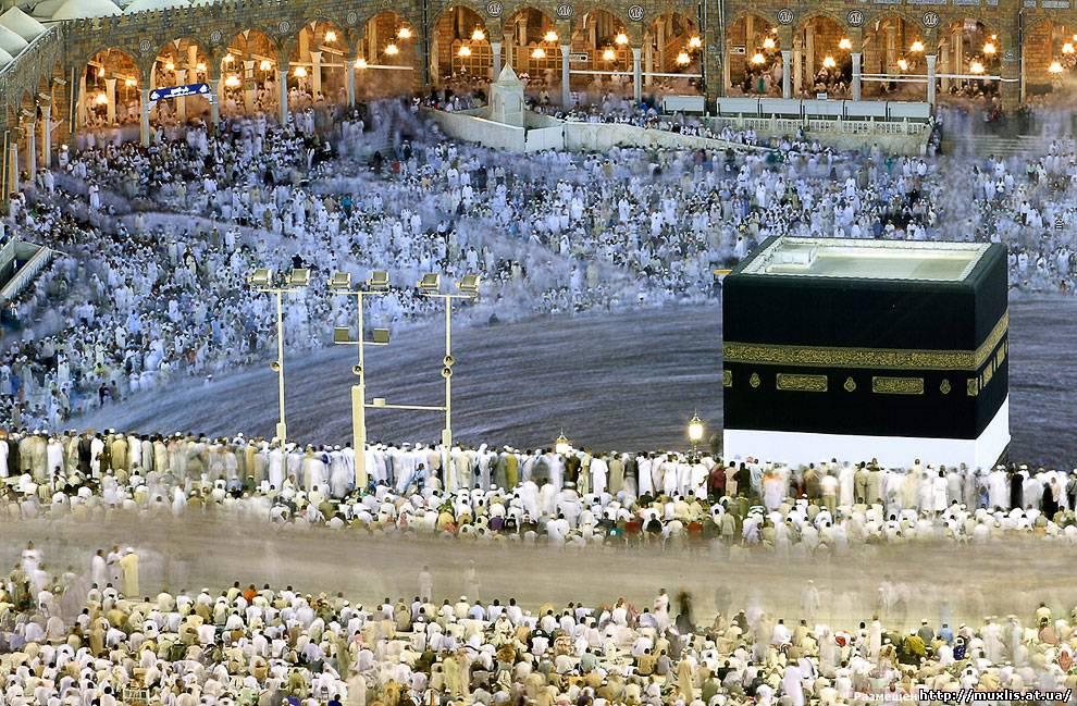 Хадж 2011 в Саудовской Аравии